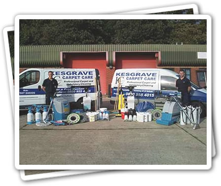 kesgrave carpet care team